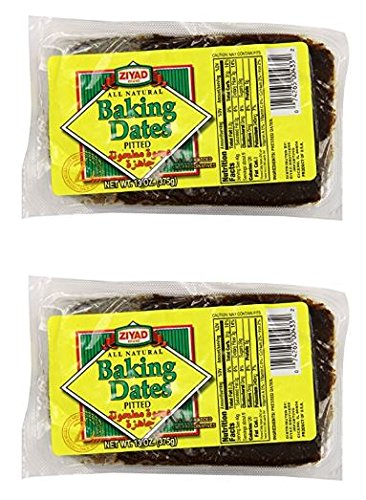 Ziyad Baking Date Filling 13 Ounce (Pack of 2)
