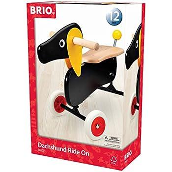 BRIO Dachshund Ride On