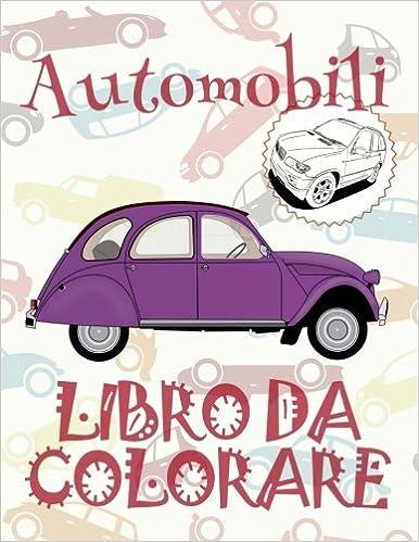 Automobili Auto Disegni Da Colorare Libro Da Colorare 5