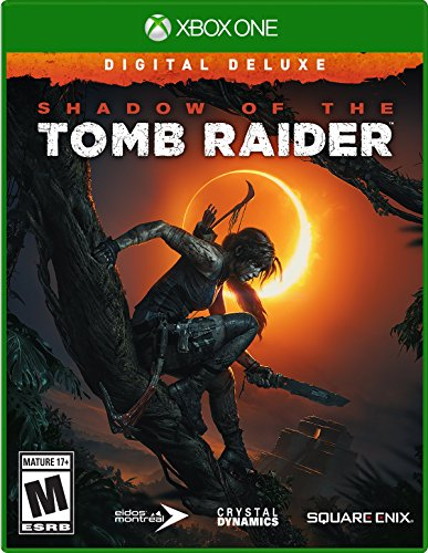 Shadow of the Tomb Raider - Digital Deluxe Edition - Xbox One [Digital Code] by Square Enix