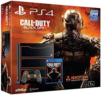 PlayStation 4 - Consola 1 TB + Call of Duty Black Ops III edición ...