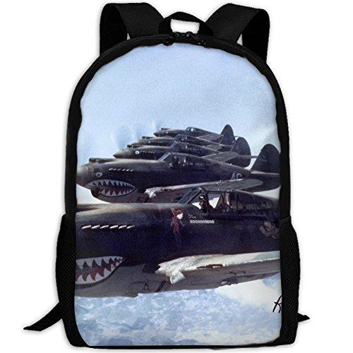 Oxford Outdoor Travel Backpack School Bookbag Casual Daypack Laptop Bag Computer Shoulder Bags