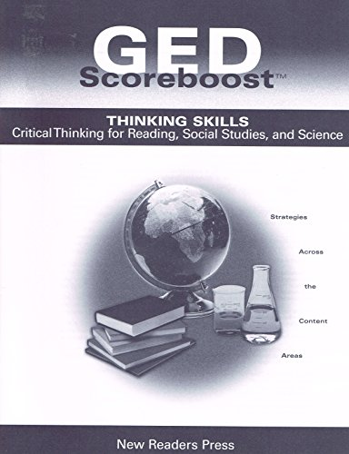 steck vaughn pre ged critical thinking skills Steck-vaughn pre-ged independent reading guide grades 8 [history of our world] steck-vaughn pre-ged: student edition critical thinking skills: 1st edition.
