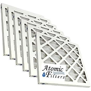 Atomic 16x20x1 Merv 13 Allergy Elite Pleated Air Filter - 6 Pack ...