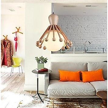 Lámpara de estilo contemporáneo - lámpara de techo de Bang ...