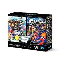 Nintendo Smash Splatoon Special Edition Deluxe Bundle - Wii U