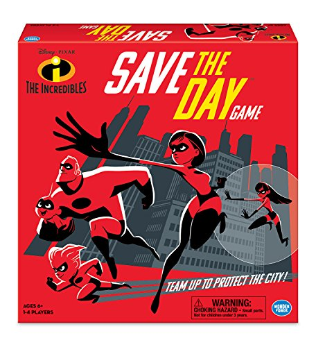 Wonder Forge  The Incredible Save The Day Game Board