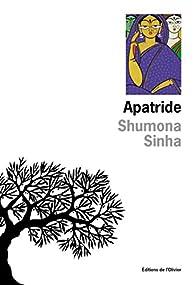 Apatride par Shumona Sinha