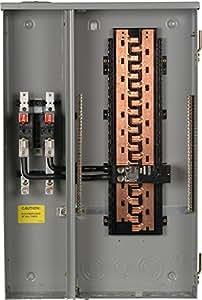 Siemens Mc4040s1200sc Meter Load Center Combination 40