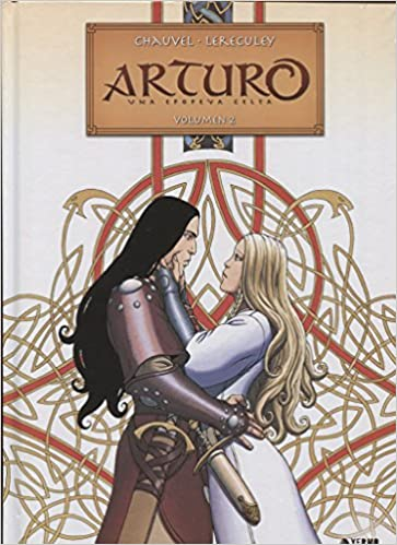Arturo. Una epopeya celta 02: DAVID/ LERECULEY CHAUVEL: 9788417085155: Amazon.com: Books