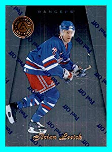 1997-98 Pinnacle Certified #36 Brian Leetch NEW YORK RANGERS