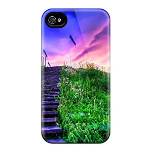 High-quality Durable Protection Cases For Iphone 6(stairs To The Sky)