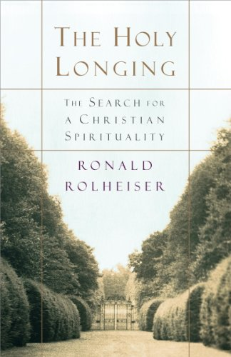 The Holy Longing: The Search for a Christian Spirituality cover