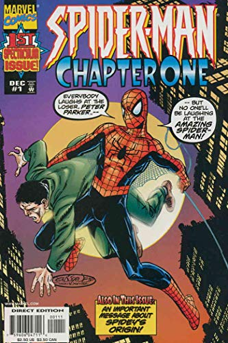 - Spider-Man: Chapter One #1 VF/NM ; Marvel comic book