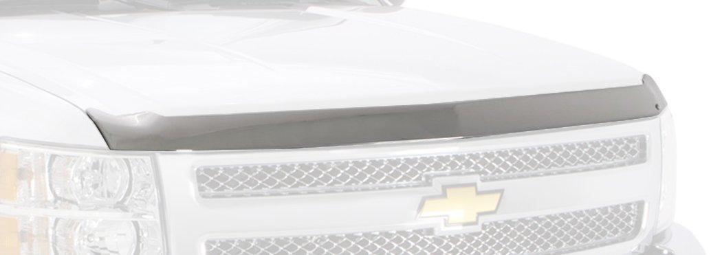 Auto Ventshade 622148 Aeroskin Flush Mount Chrome Hood Protector for 2014-2018 Nissan Rogue