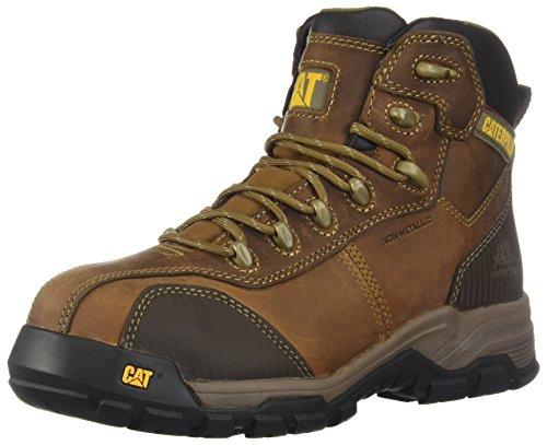 d7d9a143a76 Caterpillar Footwear Validate NANO TOE CSA Industrial Boot, Beige, 9 W US  Adult
