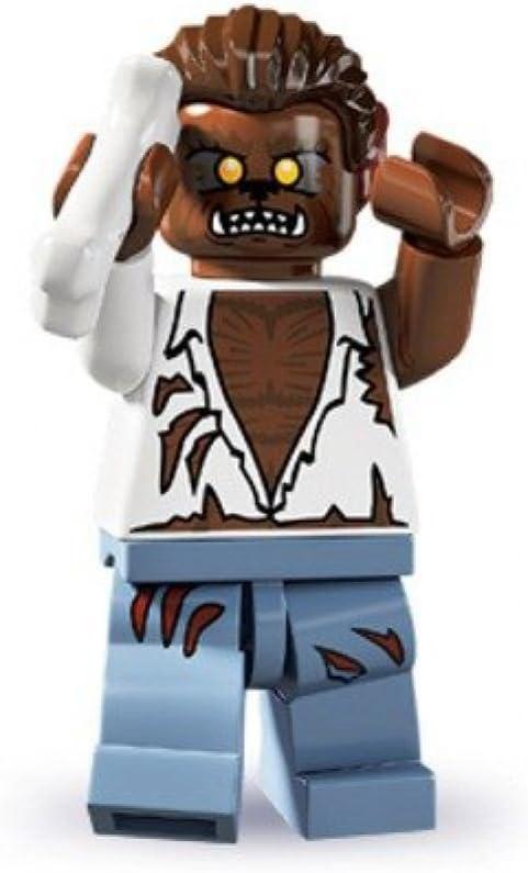 Lego Figur Serie 4 Werwolf Sammelfigur Minifig Werewolf