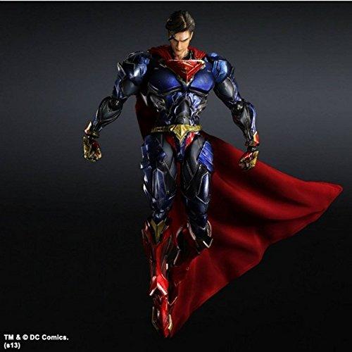- Square Enix Play Arts Kai DC Comics Variants Superman Action Figure