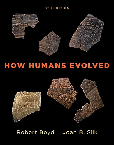 393603458 - How Humans Evolved (Eighth Edition)
