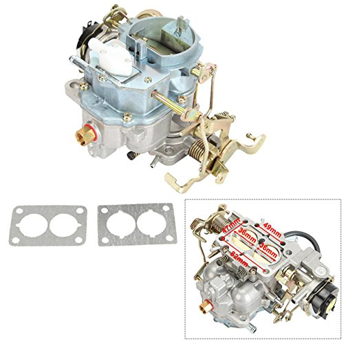 (ALAVENTE Carburetor Carb for Jeep BBD 6 CYL Engine 4.2 L 258 CU Engine 1983-1988 (Automatic Choke))