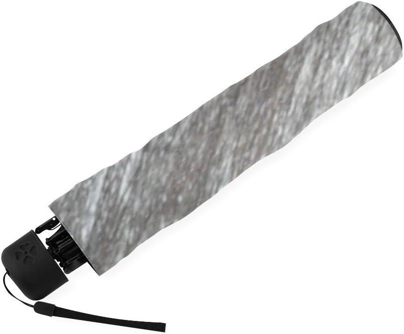 Custom wolf Compact Travel Windproof Rainproof Foldable Umbrella
