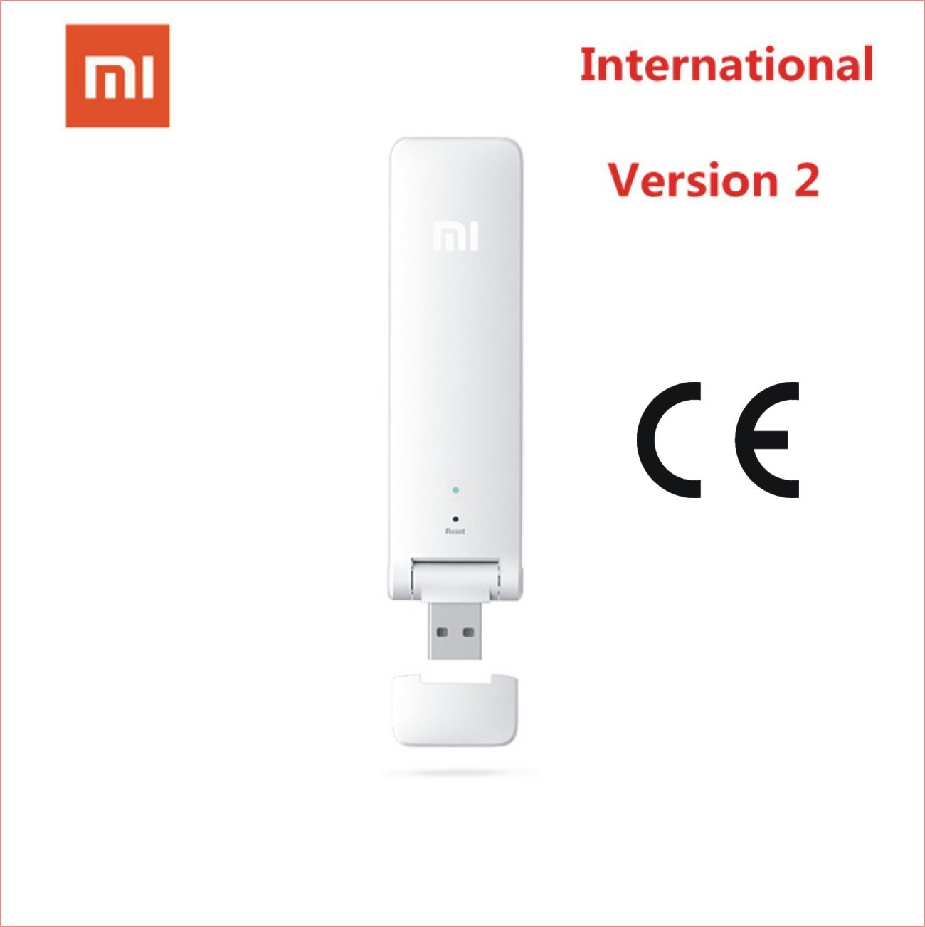 Mi Xiaomi WiFi Amplificador de señal 2 Wireless Repetidor Wifi Extensor WiFi Amplificador 2 USB Router 300 Mbps 2.4 GHz # zinnz Selected #: Amazon.es: ...