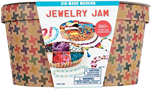 Kid Made Modern Jewelry Jam Playset