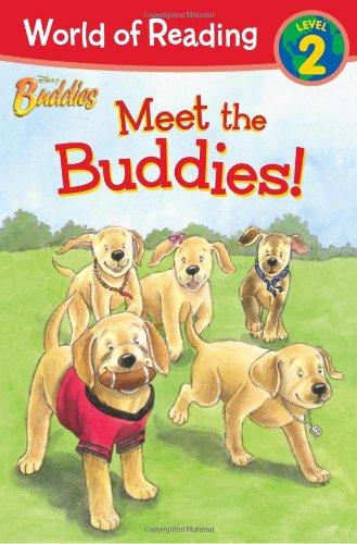 Disney Buddies Meet the Buddies (World of Reading) (Disney Buddies)