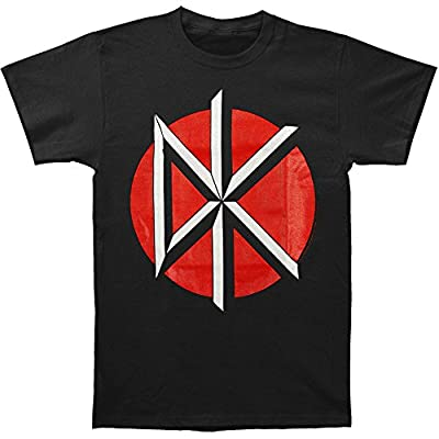 Impact Distressed Dead Kennedys T-Shirt Black