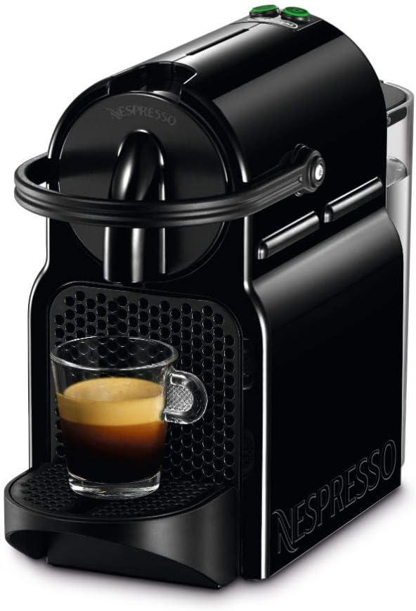 صانعة القهوة إنيسيا من نسبريسو – أسود – (D40-ME-BK-NE)