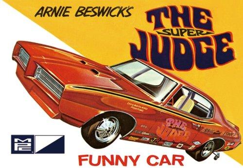 "1/25 '69 Pontiac ""Super Judge"" Funny Car"