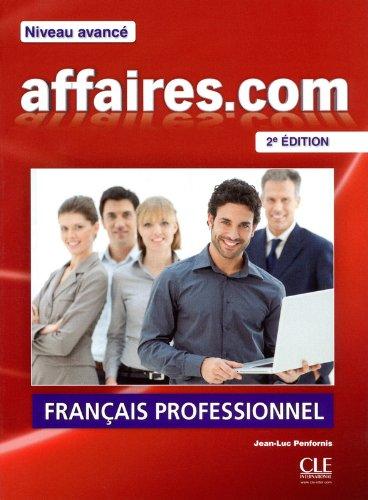 Affaires.com: Livre de l'eleve + DVD-Rom