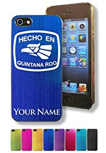 Apple iPhone 6 plus 5.5 Case/Cover - HECHO EN QUINTANA ROO - Personalized for FREE (Click the CONTACT SELLER button after purchase and send a message with your case color and engraving request)