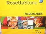 Rosetta Stone Version 2 Nederlands-Dutch Levels 1 &2 Set With Audio Companion