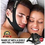 Sisufy Anti Snoring Chin Strap - Premium Snoring