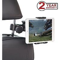 Avantree iPad Mount for Car Headrest, Tablets Car Holder...