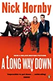 A long way down by Nick Hornby front cover