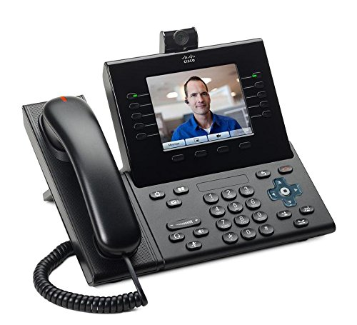 Cisco Unifiied IP 9951 2-way Video Conferencing  PhoneCP-9951-C-CAM-K9= ( 5