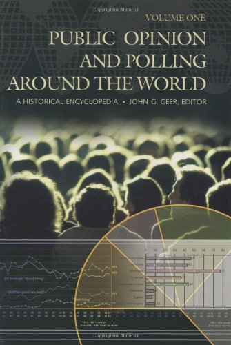 Public Opinion and Polling around the World: A Historical Encyclopedia 2V: Public Opinion and Polling around the World: