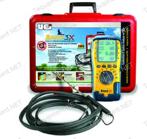 UEi Test Instruments C157  Eagle X Combustion Analyzer by UEi Test Instruments