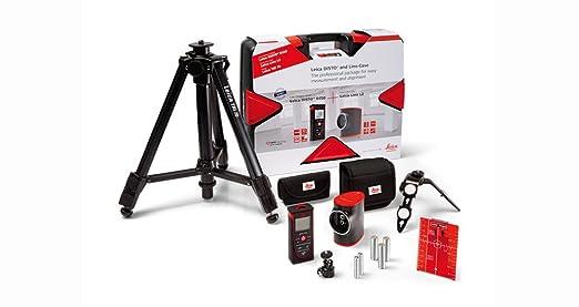 Leica Entfernungsmesser Disto D2 : Leica disto d210 und linoleum l2 laser: amazon.de: baumarkt
