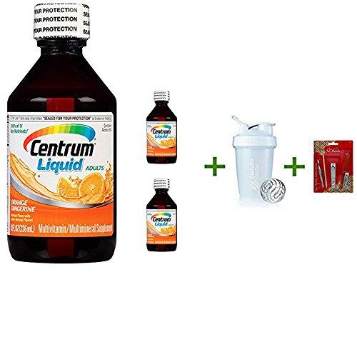Centrum Liquid Adult Multivitamin/Multimineral Supplement...