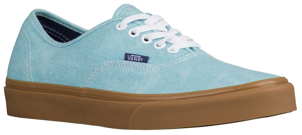 [バンズ] VANS VANS AUTHENTIC VEE3 B071GL1LT7 US10.5|Blue Radiance/Gum Blue Radiance/Gum US10.5