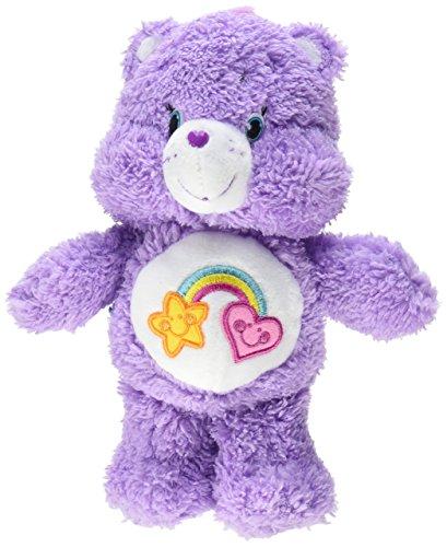 Just Play Care Bear Fluffy Friends Bean Best Friend Plush - Friend Care Bear