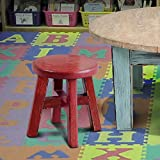 Product review for Casual Elements Child Stool (Set of 2), Bali Red
