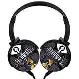 Little Nightmares Wired Stereo Headset Bass Headphones,cool,for PS4 Xbox one and PC Games,Noise Cancelling Over,