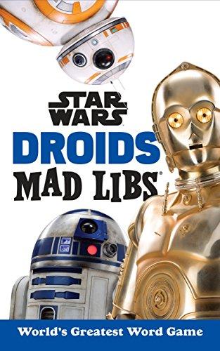 Star Wars Droids Mad Libs (Best Star Wars Jokes)