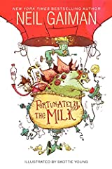 Fortunately, the Milk Paperback