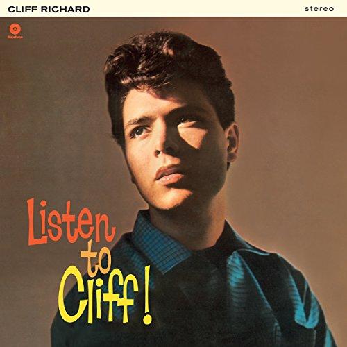 Cliff Richards - Listen To Cliff! + 2 Bonus Tracks (Bonus Tracks, 180 Gram Vinyl, Spain - Import)