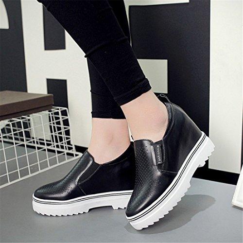 Zapatos DEDE Casual black de Sandalette de Calzado Zapatos Malla Mujer UwddYxq